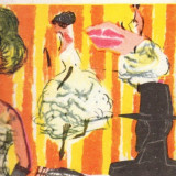 Bel - Ami (1969) - Carte in franceza