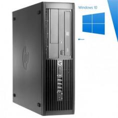 PC Refurbished HP Compaq 6300 PRO SFF, i5-3470, Win 10 Home - Sisteme desktop fara monitor, Windows 10