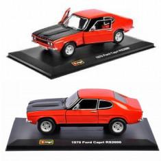 Ford Capri RS2600 (1970) - rosu - 1:32 - Colectia Street Clasic