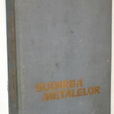 Sudarea metalelor - Corneliu Miklosi - 1965 - Carti Metalurgie