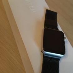 Apple Watch 42mm - Smartwatch Apple, Aluminiu