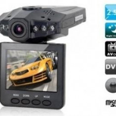 Camera auto DVR HD si display LCD de 2, 5 - Camera video auto