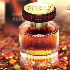Amber Elixir Oriflame SIGILAT - Parfum femeie Oriflame, Apa de parfum, 50 ml