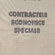 Contractele economice speciale - Carte Drept financiar
