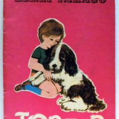 TOP-TOP de ELENA FARAGO, 1974 - Carte de povesti