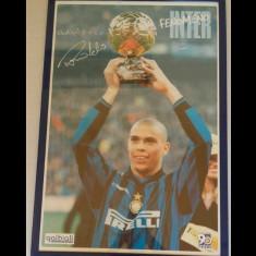 Tablouri Ronaldo, Inter Milano, cu autograf. - Ghete fotbal Puma, Marime: Nespecificat, Culoare: Din imagine
