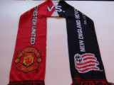 Fular fotbal MANCHESTER UNITED - NEW ENGLAND REVOLUTION (SUA) 13.07.2011