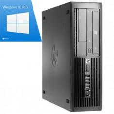 PC Refurbished HP Compaq 6300 PRO SFF, i5-3470, Win 10 Pro - Sisteme desktop fara monitor, Windows 10