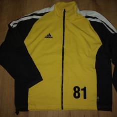 Bluza de trening Adidas marimea L/XL - Jacheta barbati Adidas, Culoare: Din imagine