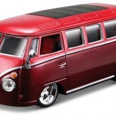 "Volkswagen Van ""Samba"" - 1:32 Street Tuners - Masinuta Bburago"