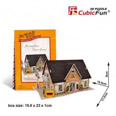 Berarie Germania - Puzzle 3D - 42 de piese