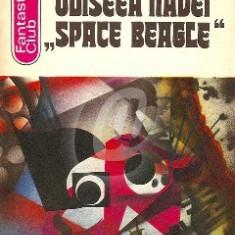 Odiseea navei Space Beagle - Carte SF