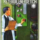 Joc Reteaua Energetica - jocul de baza - Nou sigilat