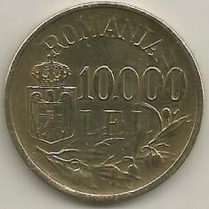 ROMANIA MIHAI I 10.000 10000 LEI 1947 [1] XF++, livrare in cartonas - Moneda Romania, Cupru-Nichel
