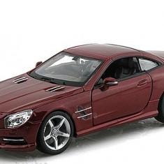 Mercedes Benz SL500 Hardtop - Visiniu - Minimodel auto 1:24 Star Collezione