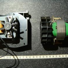 Motor electric inductie set 2 buc. -ventilator/turbina aer