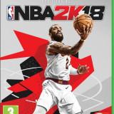 Joc consola Take 2 Interactive NBA 2K18 pentru XBOX ONE - Jocuri Xbox One