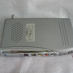 Tuner tv cu iesire vga - TV-Tuner PC, Extern (nu necesita PC)
