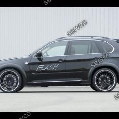 Set evazari bosaje ornamente aripi aripa BMW X5 E70 Hamann 2006-2010 ver2