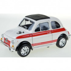 FIAT 500 ABARTH CLASSIC - Masinuta Bburago