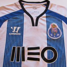 Tricou fotbal - FC PORTO - nr. 9 jucatorul Yacine Brahimi - Tricou echipa fotbal, Marime: M, Culoare: Din imagine, De club, Maneca lunga