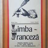LIMBA FRANCEZA MANUAL PENTRU CLASA A IX-A  - Saras, Pisoschi