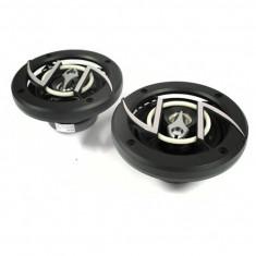 Boxe de ma?ina Auna 408, 13cm, 500W Max, de culoare neagra - Boxa auto Auna, peste 200W