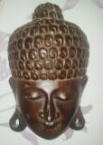 Masca lemn Thailanda 25x17 cm