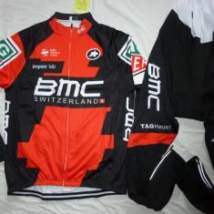 Echipament ciclism complet iarna toamna BMC 2017 set, Tricouri