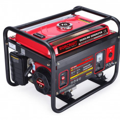 Generator electric Worcraft GG-3800 - Generator curent