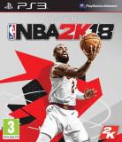 Joc consola Take 2 Interactive NBA 2K18 pentru PS3, Take 2 Interactive