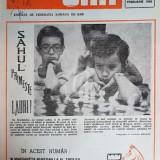 Revista romana de sah, nr. 2/1988 - Carte sport