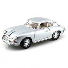 Porsche 356B Coupe (1961) - Gri metalizat - Gold 1:18