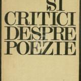 Poeti si critici despre poezie - Nuvela