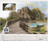 Bnk cp Judetul Neamt - Cetatea Neamtului - necirculata, Printata