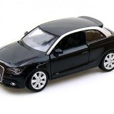 Audi A1 - Negru - Minimodel auto 1:24 Star Collezione - Masinuta Bburago