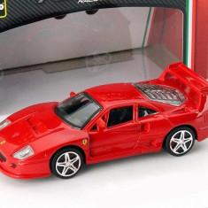 Ferrari F40 Competizione - rosu - Light & Sound - 1:43 - Masinuta Bburago