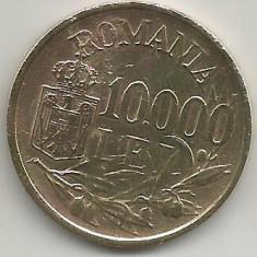 ROMANIA MIHAI I 10.000 10000 LEI 1947 [8] VF, livrare in cartonas - Moneda Romania, Cupru-Nichel