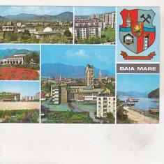 Bnk cp Baia Mare - Vedere - necirculata - Carte Postala Maramures dupa 1918, Printata