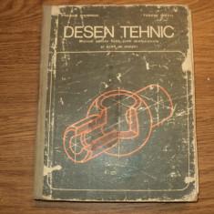 Desen Tehnic de Gheorghe Husein, Mihail Tudose