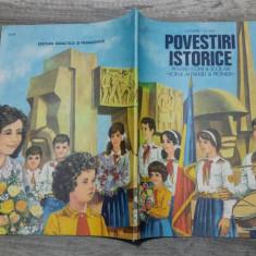 Povestiri istorice vol. 3 - Dumitru Almas/ ilustratii Valentin Tanase - Carte de povesti