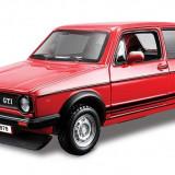 VW Golf Mk1 GTI - rosu - 1:32 - Masinuta Bburago