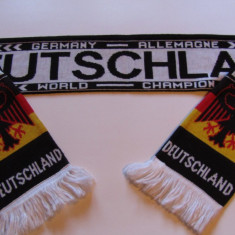 Fular fotbal - GERMANIA