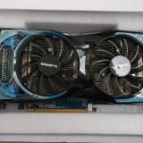 Placa video Gaming  GIGABYTE Radeon HD6850 OC 1GB DDR5 256-bit DX11 Hdmi Box