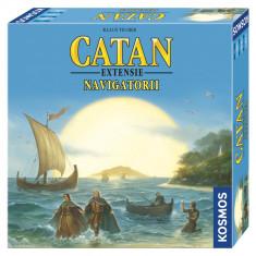 Extensie Catan Navigatorii 3/4 jucatori NOU Sigilat - Joc board game