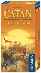 Extensie Catan Orase si cavaleri 5-6 jucatori NOU - Sigilat foto