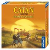 Extensie Catan Orase si cavaleri 3-4 jucatori NOU Sigilat