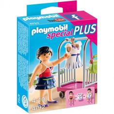 Manechin Cu Suport De Haine - Figurina Povesti Playmobil