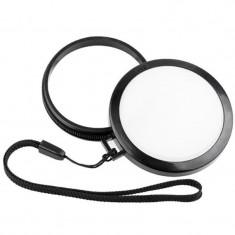 Capac filtru balans de alb White Balance cap 77 mm - Capac Obiectiv Foto