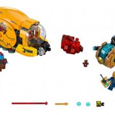 Razbunarea Ayeshei LEGO Marvel Super Heroes (76080)